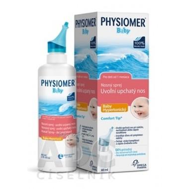 PHYSIOMER Baby hypertonický