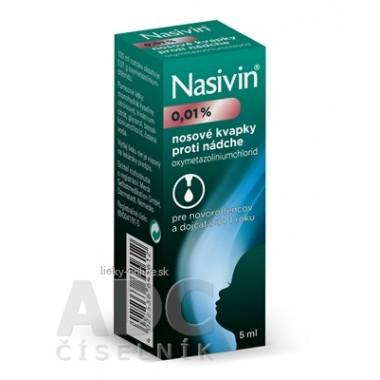 NASIVIN 0,01 %