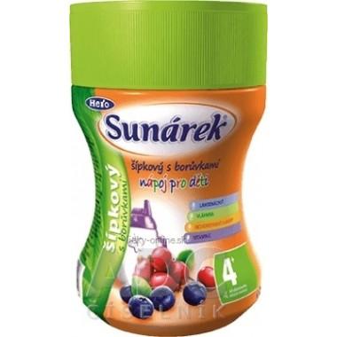 Sunárek instantný nápoj (Dobré ráno) šípkový