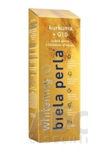 Biela perla Kurkuma + Q10