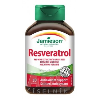 JAMIESON RESVERATROL 50 mg