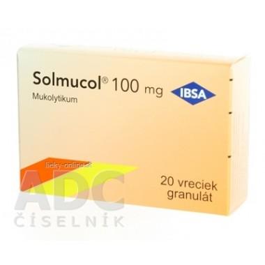 Solmucol 100 mg