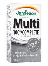 JAMIESON MULTI COMPLETE PRE DOSPELÝCH 50+