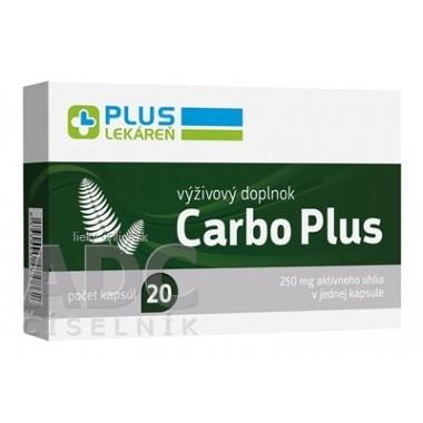 PLUS LEKÁREŇ Carbo Plus