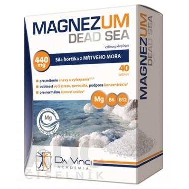 MAGNEZUM DEAD SEA - DA VINCI