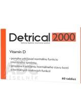 Detrical 2000 Vitamín D