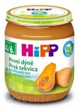 HiPP Príkrm BIO Prvá tekvica