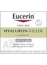 Eucerin HYALURON-FILLER+ELASTICITY nočný krém