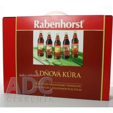 Rabenhorst 5 dňová očistná kúra