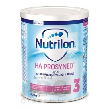 Nutrilon 3 HA PROSYNEO