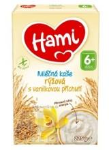 Hami mliečna kaša ryžová s vanilkovou príchuťou