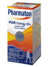 Pharmaton MAN Energy 30+