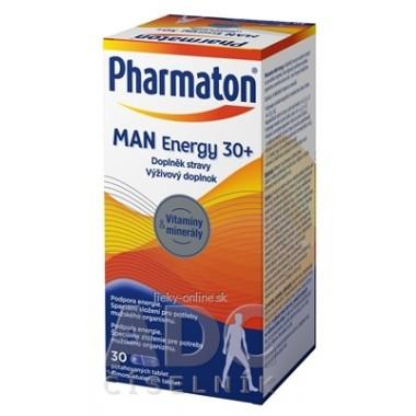 Pharmaton MAN Energy 30+