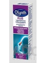 OLYNTH PLUS 1 mg/50 mg/ml