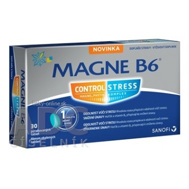 MAGNE B6 CONTROL STRESS