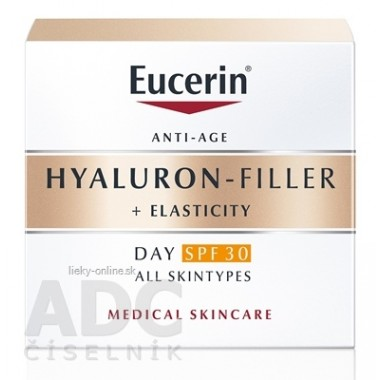 Eucerin HYALURON-FILLER+ELASTICITY DAY SPF 30