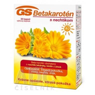 GS Betakarotén s nechtíkom