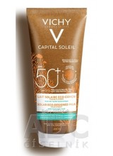 VICHY CAPITAL SOLEIL SOLAR ECO-DESIGN. MILK SPF50+