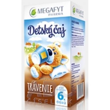 MEGAFYT Detský čaj TRÁVENIE