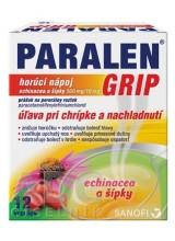 PARALEN GRIP horúci nápoj echinacea a šípky