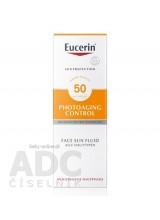Eucerin SUN PHOTOAGING CONTROL SPF 50 na tvár