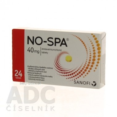 NO-SPA 40 mg