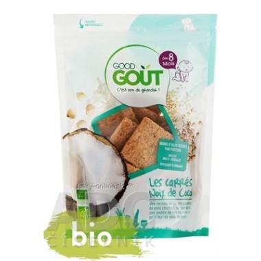 Good Gout BIO Kokosové vankúšiky