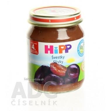 HiPP Príkrm ovocný Slivky