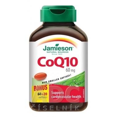 JAMIESON KOENZÝM Q10 60 mg