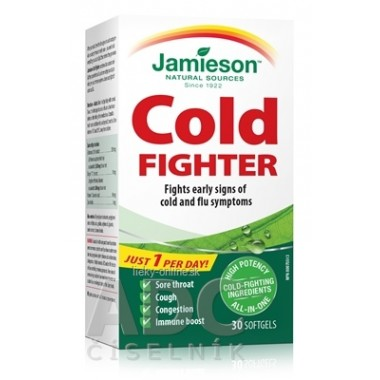 JAMIESON COLD FIGHTER