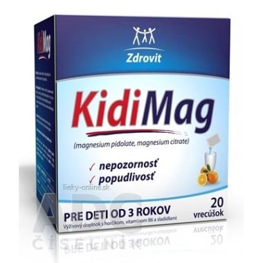 Zdrovit KidiMag