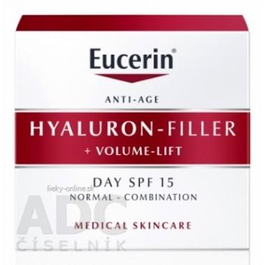 Eucerin HYALURON-FILLER+Volume-Lift Denný krém