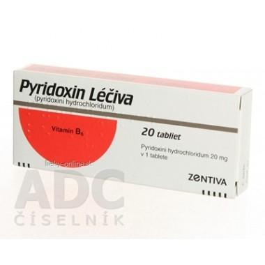 Pyridoxin Léčiva