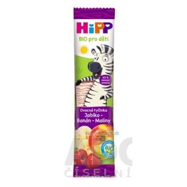 HiPP BIO Ovocná tyčinka Banán-Jablko-Maliny