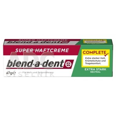 blend-a-dent EXTRA STARK NEUTRAL complete