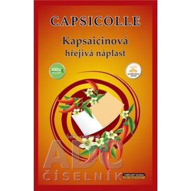 Kapsaicínová hrejivá náplasť CAPSICOLLE