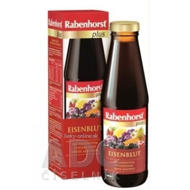 Rabenhorst Eisenblut plus šťava