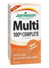 JAMIESON Multi COMPLETE Maximálna sila