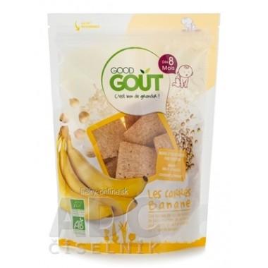 Good Gout BIO Banánové vankúšiky