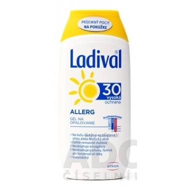 Ladival ALLERG SPF 30 gél