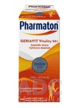 Pharmaton GERIAVIT Vitality 50+