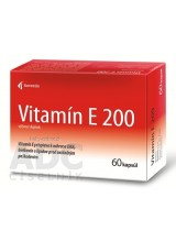 Noventis Vitamín E 200