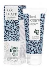 ABC tea tree oil FOOT CREAM - Krém na suché nohy