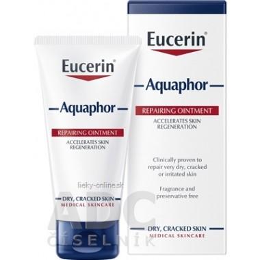 Eucerin Aquaphor regeneračná masť