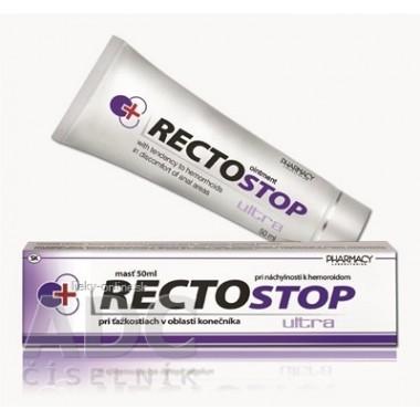 Rectostop ultra masť