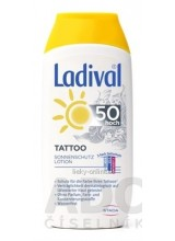 Ladival TATTOO SPF 50 mlieko