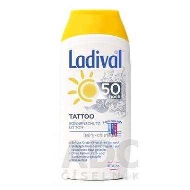 Ladival TATTOO SPF 50 mlieko