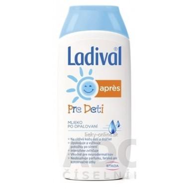Ladival PRE DETI apres mlieko