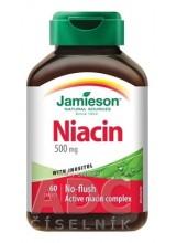 JAMIESON NIACÍN 500 mg S INOZITOLOM