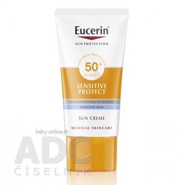 Eucerin SUN SENSITIVE PROTECT SPF 50+ krém na tvár